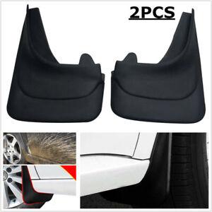 2PCS Car Wheel Mud Flaps Mudgurads Fender Dust Guards Protect Cover For Vans RV