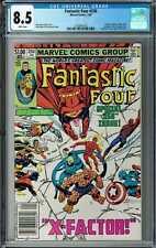 Fantastic Four #250 CGC 8.5 (Jan 1983, Marvel) John Byrne art, Spider-Man app.