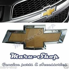 Radiator Grille Bowtie Logo Badge Emblem for 11~ Chevrolet Captiva