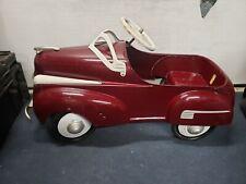 41 Chrysler Pedal Car