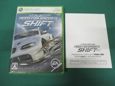Xbox360 -- NEED FOR SPEED SHIFT -- JAPAN. GAME. NEW. 54288