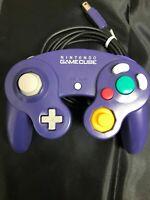 Official Nintendo Gamecube Controller Violet Purple japan DOL-003 B-103