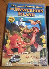 Land Before Time  : The Mysterious Island VHS VIDEO CASSETTE TAPE