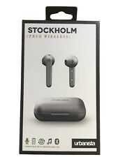 New urbanista stockholm waterproof true wireless headphones