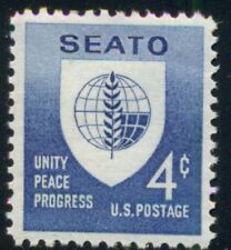 #1151, 4¢ Seato, Lot 400 Mint Stamps Spice Your Mailings