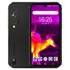 Blackview BV9900 Pro Mobile Phone 8GB+128GB Smartphone NFC Thermal Camera 48MP