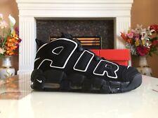 Nike Air More Uptempo OG Black White Pippen Size 10