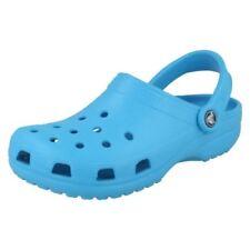 Calzado de hombre zuecos Crocs color principal azul
