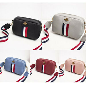 Womens Cross body Bag Camera Bag Ladies Phone Key Holder Small Travel Money Bags
