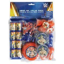 48 pièces lutte WWE CHAMPIONS pour enfants fête d'anniversaire cadeau faveur