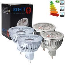 10x MR16 LED Bulbs 4W 6W Spotlight Warm Daylight Lamp GU5.3 35W 50W Bulb DC12V