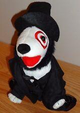 "Target dog Spot dressed as Abraham Lincoln stuffed plush Very Rare 8"" (2013)"