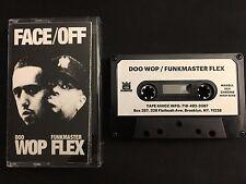 DJ Doo Wop Funkmaster Flex FACE OFF Tape Kingz NYC 90s Classic Mixtape Cassette