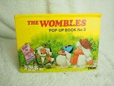 The Wombles Pop-Up Book No. 3 - 1976