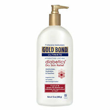 Gold Bond Ultimate Diabetic Dry Skin Relief Lotion 13oz 041167053508DT