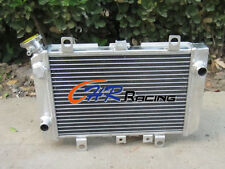 Aluminum Alloy Radiator ATV quad Kawasaki Prairie 400 KVF400 1997-2002 1998 1999
