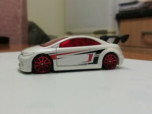 Hot wheels Mystery Models 2006 HONDA CIVIC Si white New out of package