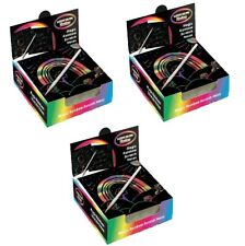 3 Pack Magic Rainbow Scratch Notes Cards Art Memo Paper Pad For Kids Party
