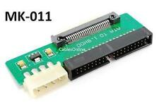 """40-Pin Male 3.5"""" to 50-Pin Male 1.8"""" IDE Hard Drive Adapter, CablesOnline MK-011"""