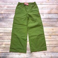 Girls *NWT* DIESEL Wide Leg Pants Green ~ Size 6 ~ Retail $81