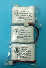 Battery Pack 80-5074-02-00 for Vtech/ATT Cordless Phone, 3 Pieces New