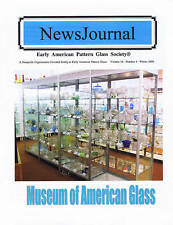 Early American Pattern Glass Society NewsJournal 16-4