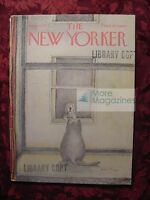 The NEW YORKER May 12 1973 Andre Francois Isaac Bashevis Singer John Newhouse