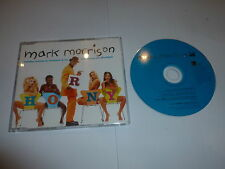 MARK MORRISON - Horny - 1996 UK 4-track CD single