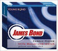 Young James Bond. Stille Wasser sind tödlich. 4 CDs von Charlie Higson (2006)