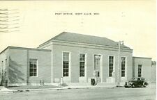 West Allis,WI. The Post Office 1945