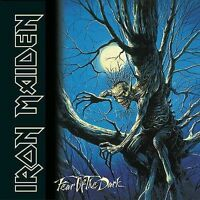 Fear of the Dark [Enhanced] by Iron Maiden (CD, Remastered)