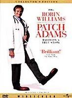 Patch Adams Collector's Edition Widescreen DVD Robin Williams Seymour Hoffman
