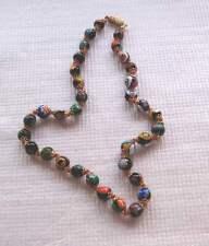 collier en perles de murano authentique nouvelle collection.