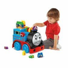 Thomas & Friends Mega Bloks Build & Go Thomas Train Set