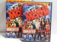 Disaster Movie (DVD, 2009, Widescreen Version - Unrated)