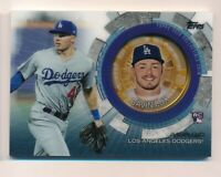 2020 Topps Update Player Medallion Coin from Blasters GAVIN LUX RC Dodgers
