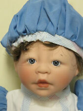 "ADORABLE NMIB LEE MIDDLETON MODEL VTN 14"" TEENIE"