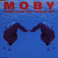 Moby Everytime you touch me (1995) [Maxi-CD]
