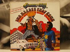 JIMMY CLIFF - THE HARDER THEY COME - SOUNDTRACK LP VG+ FRANCE GF REISSUE 1977