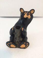 Singing Tree Presents BEARFOOTS Bear 5.5 Inch Bud Vase By Jeff Flemming Montana