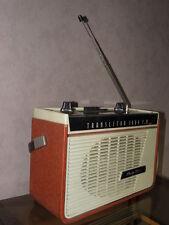STUNNING radio pizon bros 1000 hifi 1960's 3 Band Radio FM seventies vintage UFO
