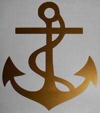 Anchor Nautical Boat Ship Sailing Wall Art Sticker