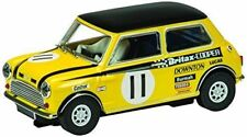Mini Cooper Analogue Unboxed Scalextric Slot Cars (1980-Now)