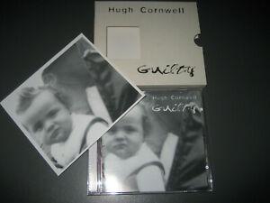 Hugh Cornwell – Guilty  CD Card Sleeve
