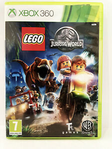 LEGO Jurassic World - Xbox 360 Game Complete With Manual 💎💎FAST POSTAGE💎💎