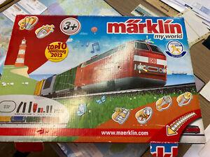 Märklin my world 29210 OVP