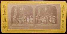 """1875 Habert """"DIABLERIES"""" SATAN IS UNWELL Pompe à Lavement, Purgative Skeletons"""