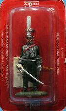 Del Prado Tin toy soldiers 1/32 SNP086 Officer, French Guard Cavalry, 1814