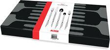 Alessi - 4180S30 – Dry Cutlery Set : 30 Piece set