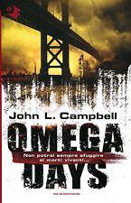 Campbell John L. OMEGA DAYS
